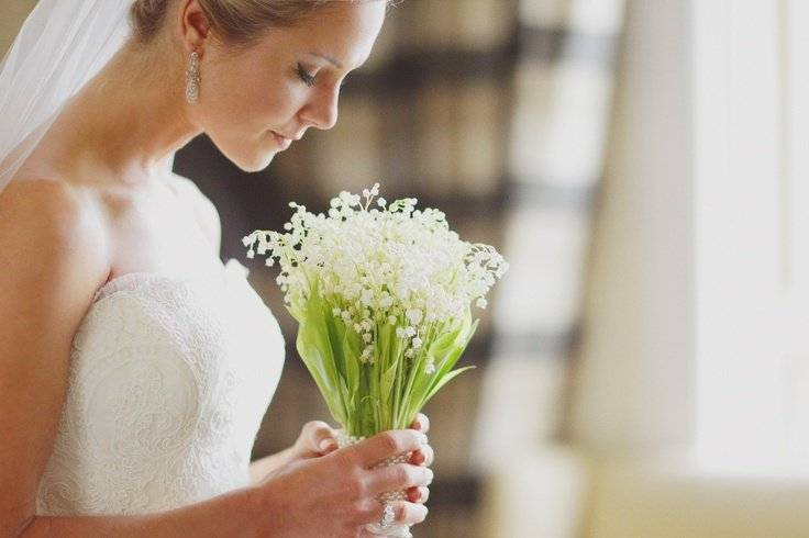 Выбираем цветы для букета невесты
