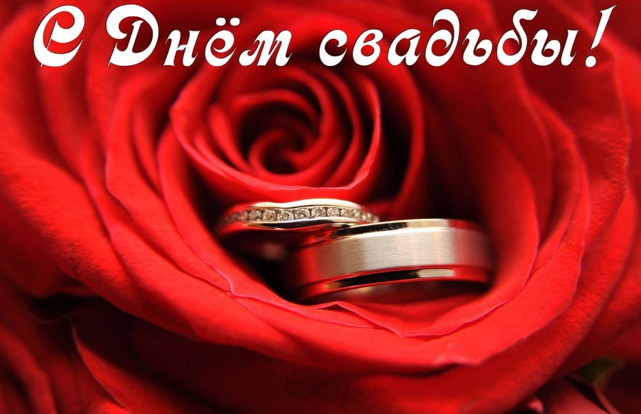 Красивые поздравления с днем свадьбы в прозе