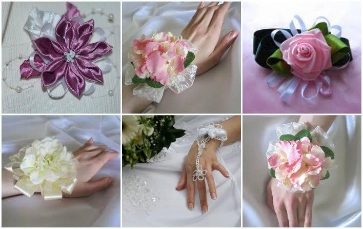 Бутоньерки на свадьбу
