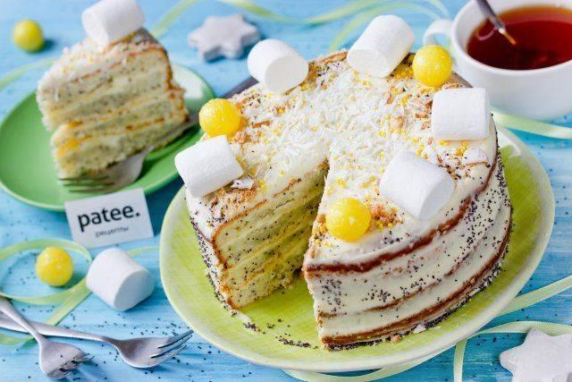 Медовый торт - вкусные рецепты десерта к чаю и для торжества