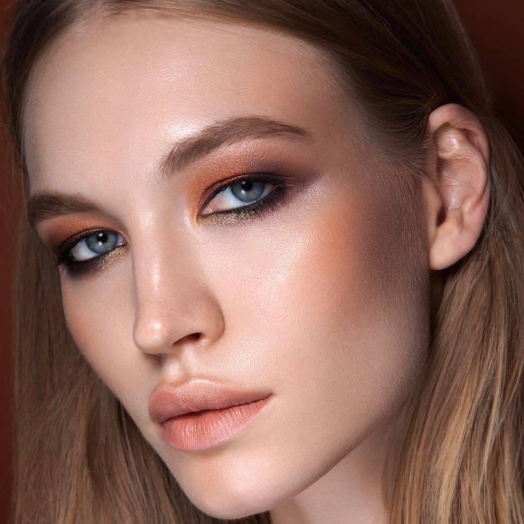 Модный повседневный макияж 2019-2020 года: лучшие образы