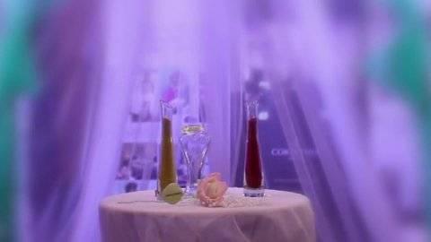Песочная церемония на свадьбе | wedding.ua