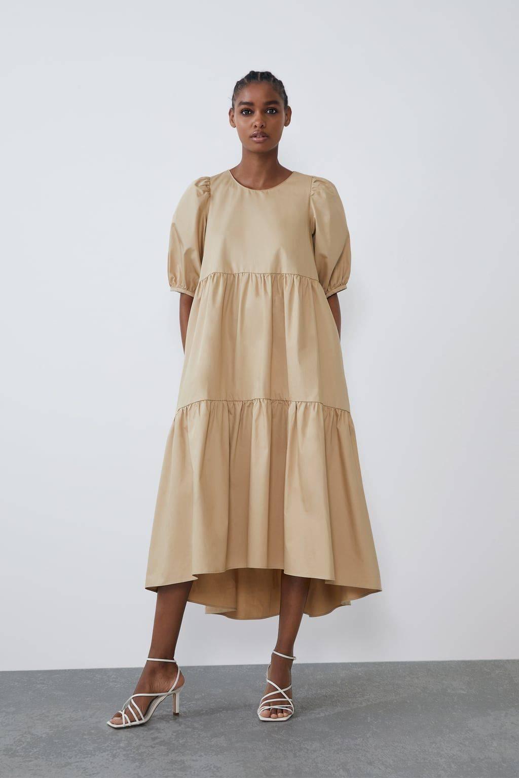 Модные длинные и короткие вечерние платья для беременных