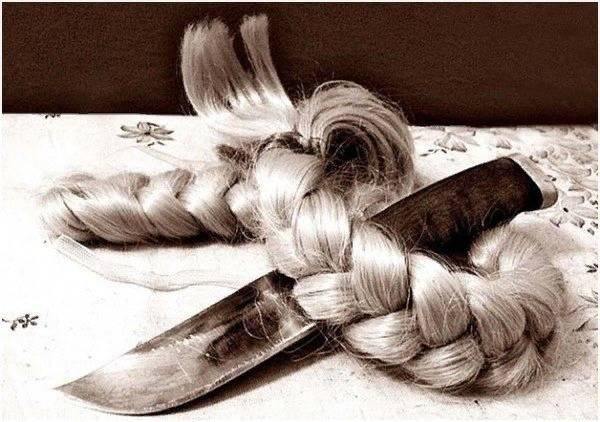 Волосы: приметы, обычаи, обряды