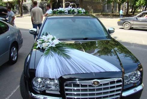 Обычности бой! оригинальное украшение машин на свадьбу