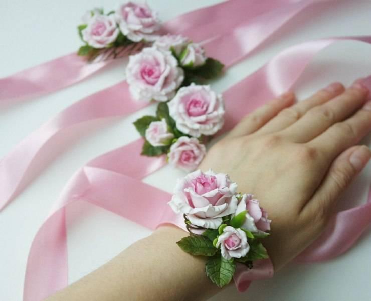 Готовим браслеты для подружек невесты своими руками