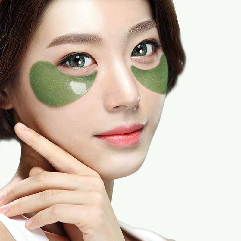 Корейские патчи для глаз: «лепестки» для совершенного взгляда