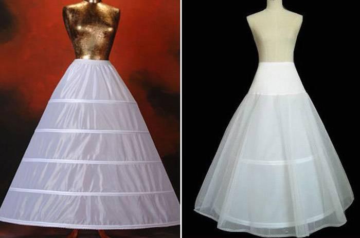Какие бывают кольца для свадебного платья?