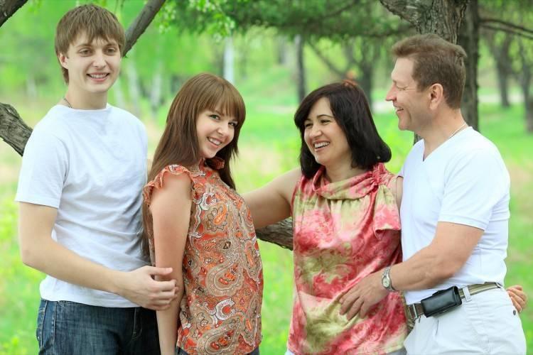 Правила первой встречи родителей будущих молодожёнов