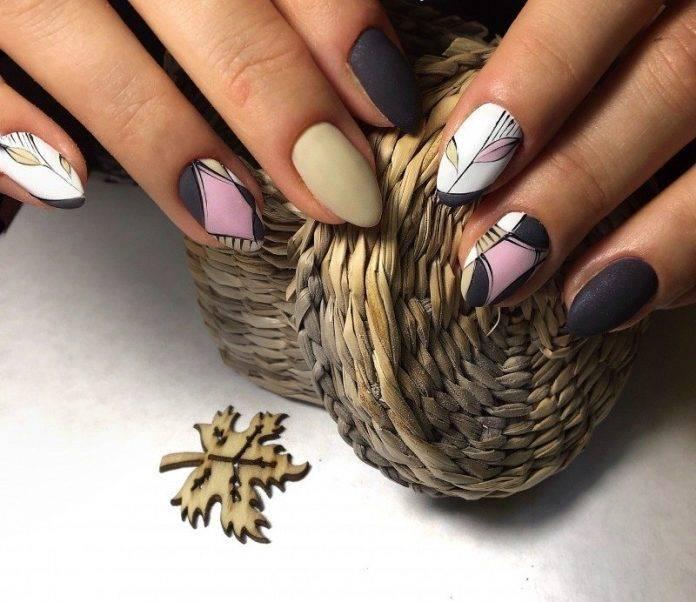Очень красивый дизайн ногтей - 453 фото шикарного маникюра