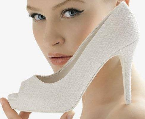 Кремовые туфли: выбираем цветовые сочетания и модели