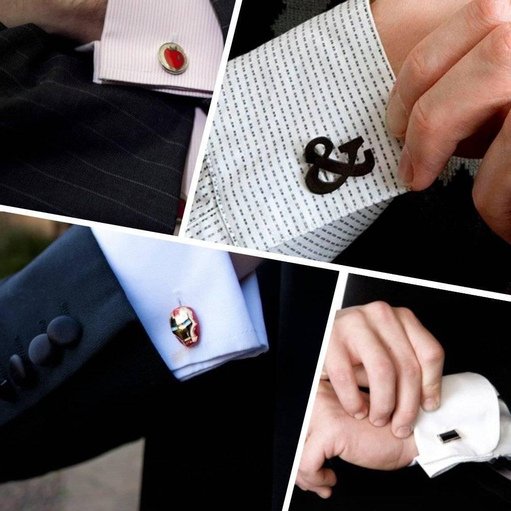 Брендовые мужские запонки: обзор производителей и советы по выбору