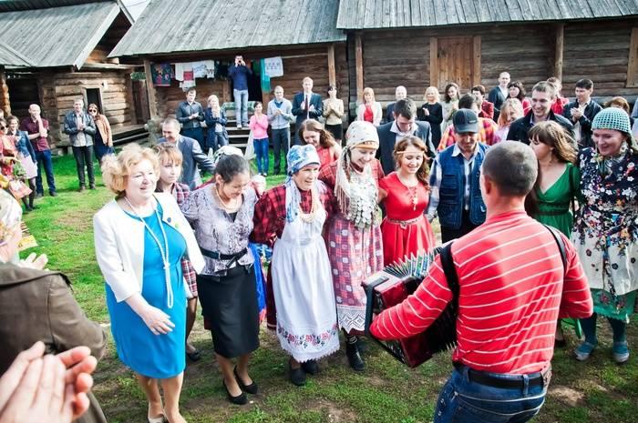 Свадебный обряд удмуртов — последовательность традиций