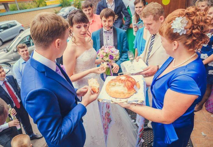 Свадебный каравай: традиции и современность
