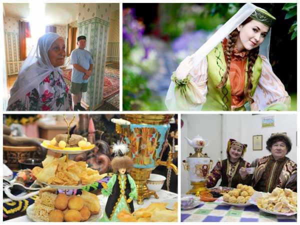 Татарская свадьба обычаи  правила и традиции проведения никаха, чем встречают молодоженов у татар