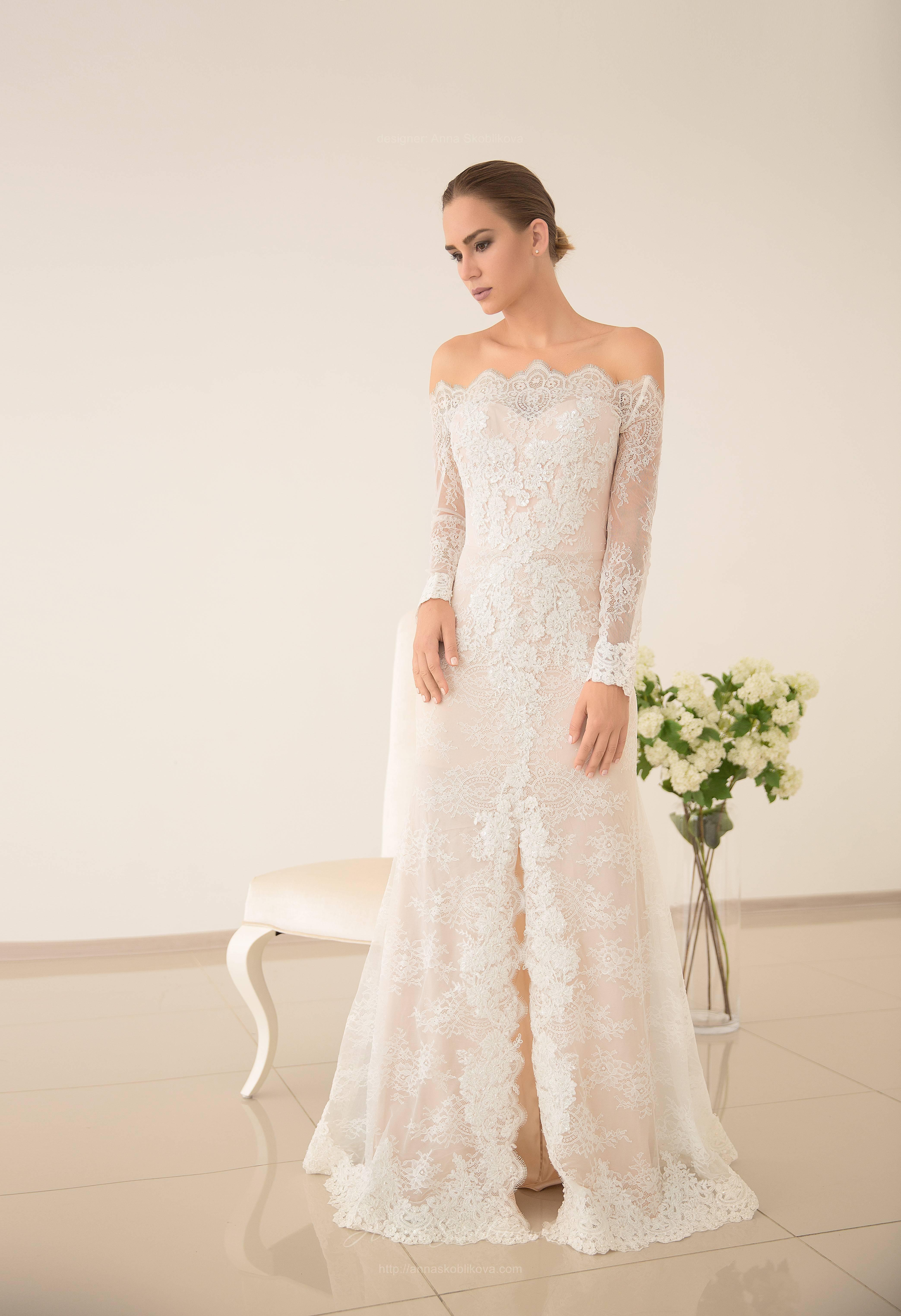 Свадебные платья с рукавами – какую модель выбрать?
