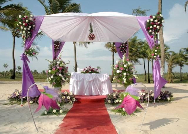 Свадьба на сейшелах, свадебная церемония на сейшелах