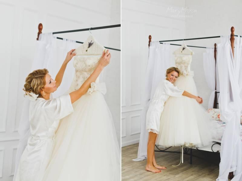 Как отпарить атласное платье. как погладить платье из разных материалов и свадебное. отпаривание свадебного платья.