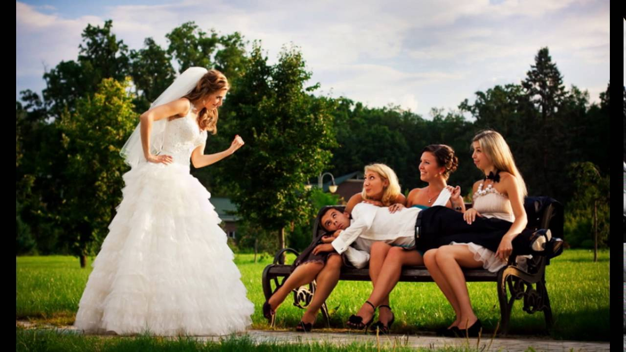 Позы для свадебной фотосъемки