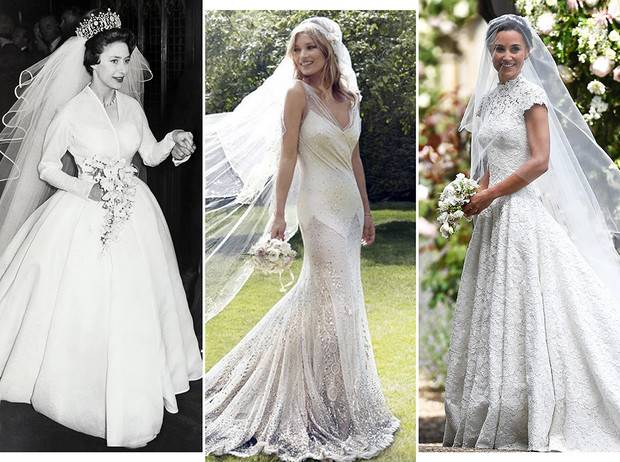 Фасоны свадебных платьев: секреты выбора (40 фото)