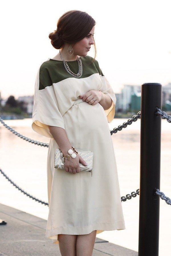 Модная одежда для беременных. стильные образы для будущих мам