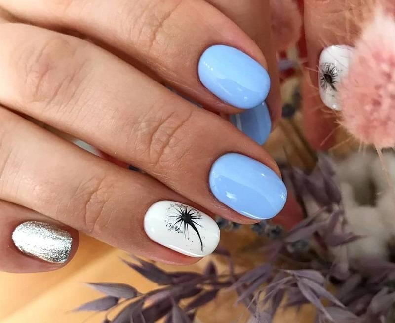 Дизайн ногтей 2020-2021 – модные новинки и идеи, тренды дизайна ногтей на фото