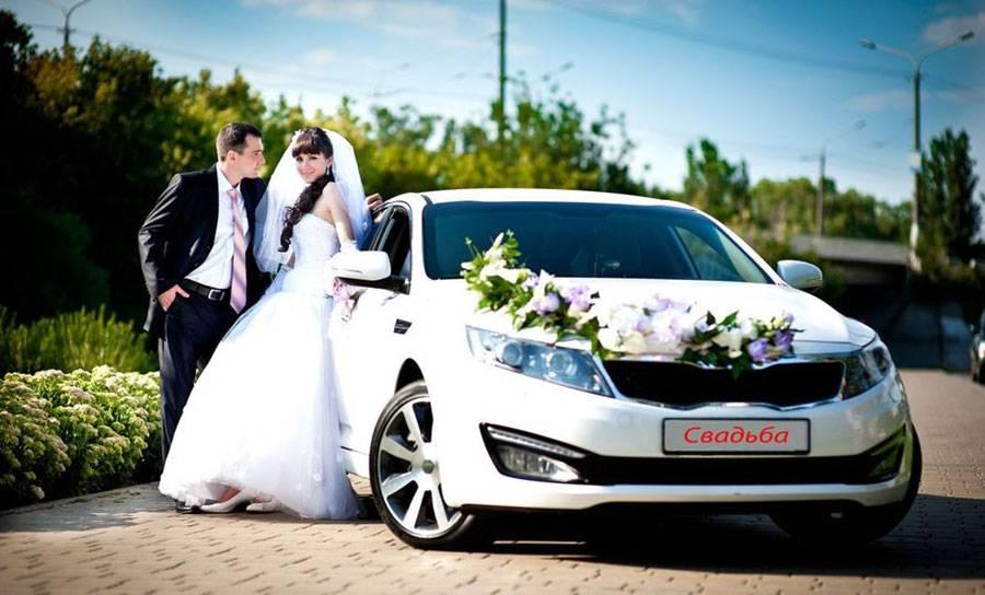 Свадебное украшение машин. 100 фотографий декора праздничных автомобилей.