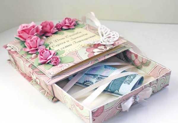 Как оригинально подарить деньги на свадьбу: интересные идеи