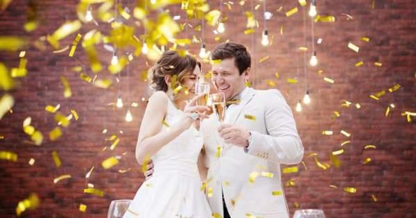 Как оформить свадьбу в стиле лофт