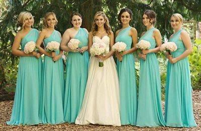 Вечерние платья на свадьбу для девушек: элегантные нарядные фасоны
