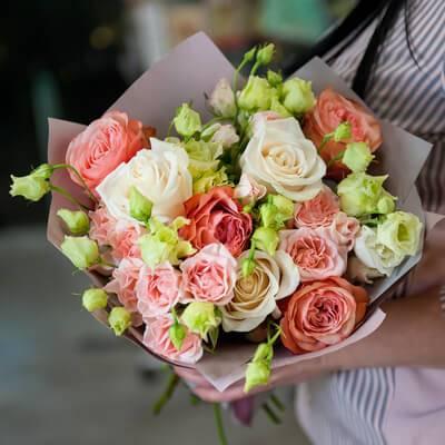 Свадебный букет из орхидей – красивые сочетания в букетах