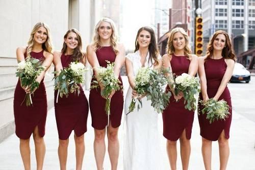 Платья для свидетельницы на свадьбу: секреты выбора красивого наряда