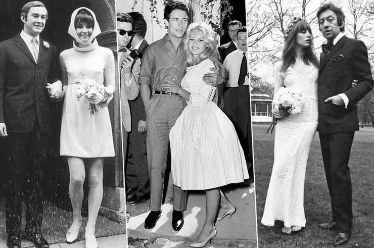 Смешные свадебные платья (фото)