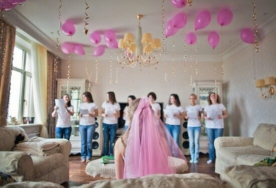 Конкурсы на девичник: прикольные идеи для веселого вечера