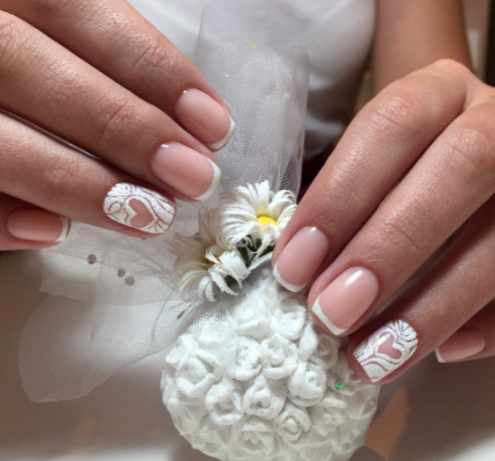 Свадебный маникюр 2019: создаем идеальный образ невесты