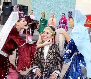 Как проходит сватовство невесты в наше время