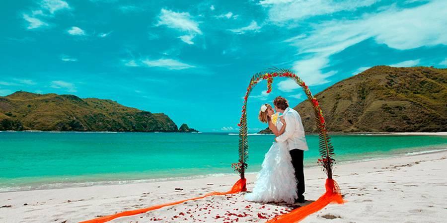 Как празднуется свадьба на мальдивах. фото обзор