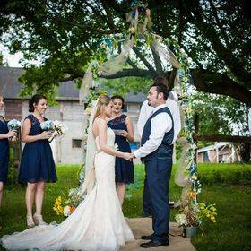Свадьба в стиле ампир