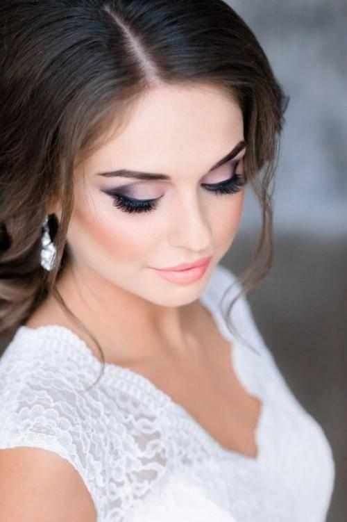 Как сделать свадебный макияж самой: техника выполнения и советы