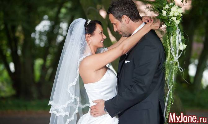 Свадебные суеверия невесты