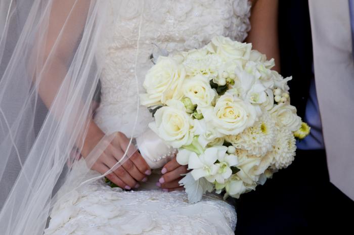 Приметы и суеверия про свадебный букет