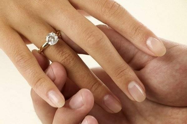 На каком пальце носить кольцо обручальное  вдове после смерти мужа