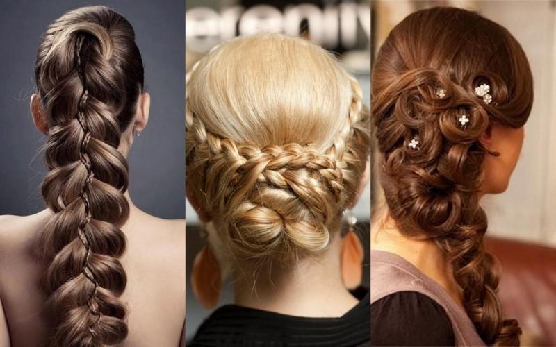 Свадебные прически с косами и фатой: фото и видео плетения кос для свадебной укладки | женский журнал читать онлайн: стильные стрижки, новинки в мире моды, советы по уходу