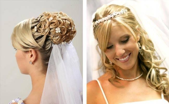 Самый важный день: идеи свадебных причесок – 2020