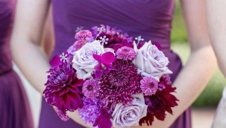 Букет невесты из роз (фото)