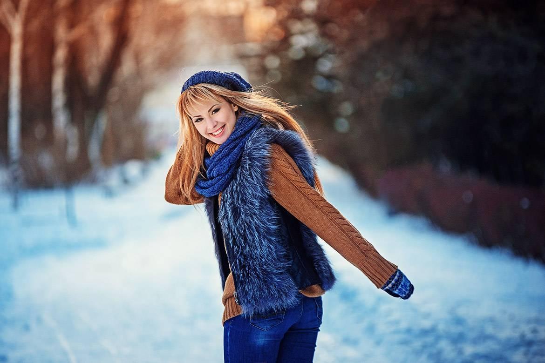 Зимняя семейная фотосессия – идеи для лучших фото в студии и на улице