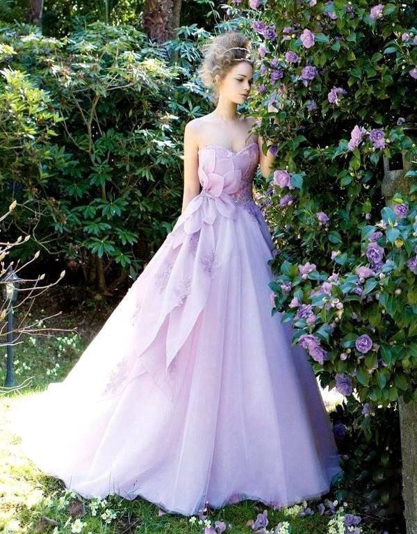 Сочетания цветов для свадьбы