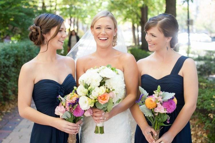 Роль свидетельницы на свадьбе