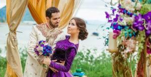 Кальян на свадьбе