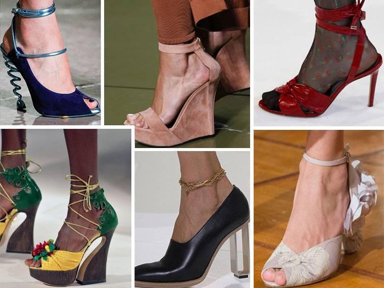Какие женские туфли будут модными в 2020 году